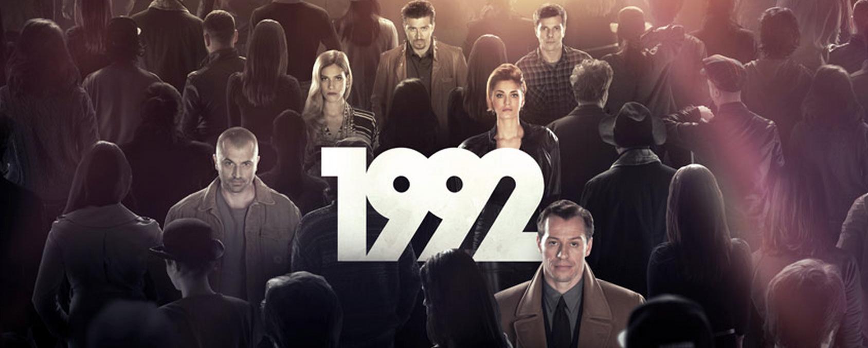 Il cast di 1992