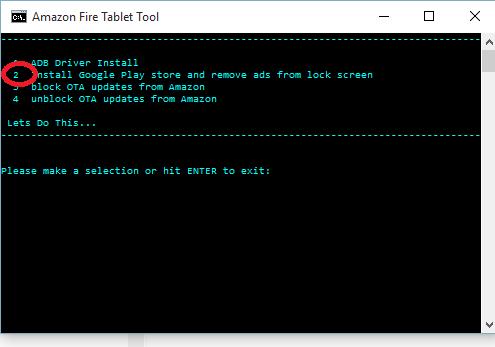 Opzione 2 di 1-Install-Play-Store.bat